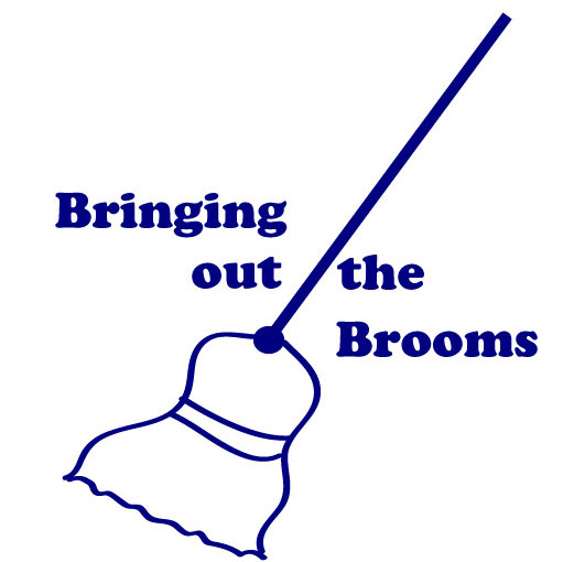 Bringing Out the Brooms