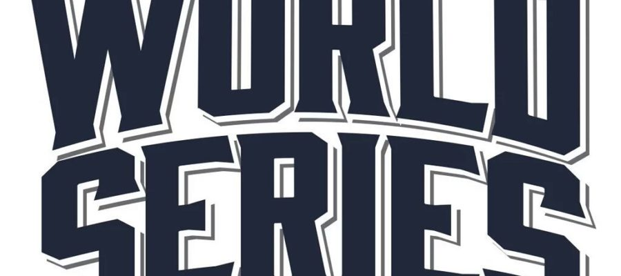 2016 World Series Logo