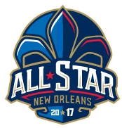 NBA All Star Weekend 2017 Logo