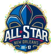 NBA All Star Weekend 2017 Logo