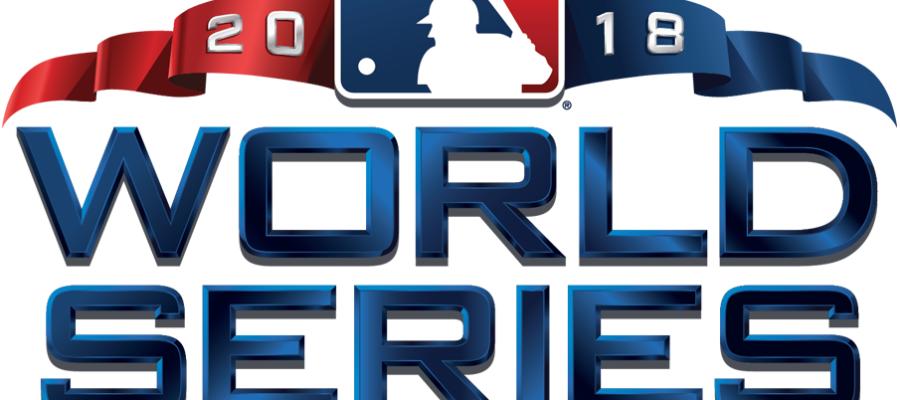 2018 MLB World Series Logo