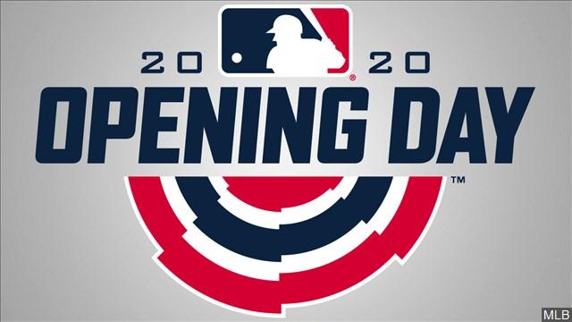2020 MLB Opening Day